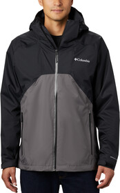 Columbia Evolution Valley Jacke Herren collegiate navy